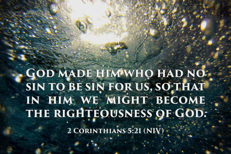 2 Corinthians 5:21- Righteous of God