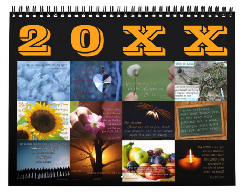 DevotionArt Bible Verse Calendar