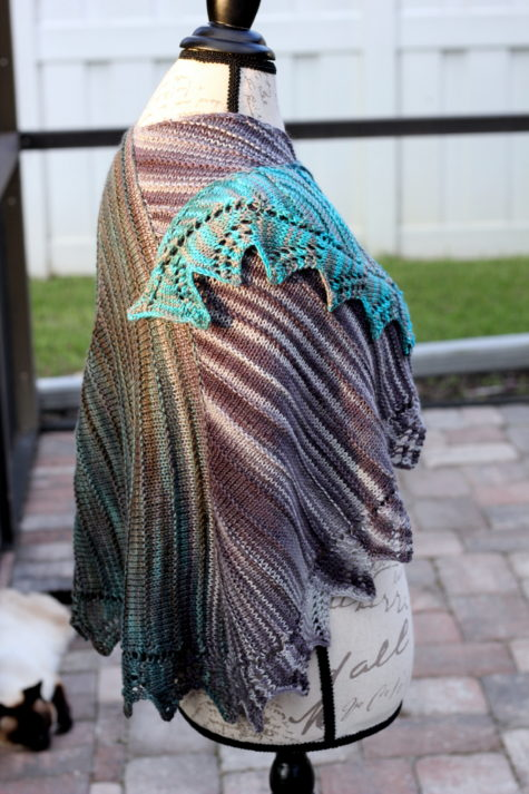 season of loss shawl