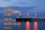 Your Word Is a Light - Psalm 119-105
