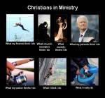 Christians in Ministry - What My Friends Think